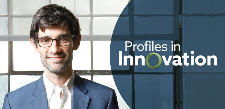 Profiles in Innovation - Nicholas Thomas
