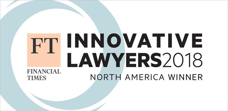 FT Innovative Lawyers 2018