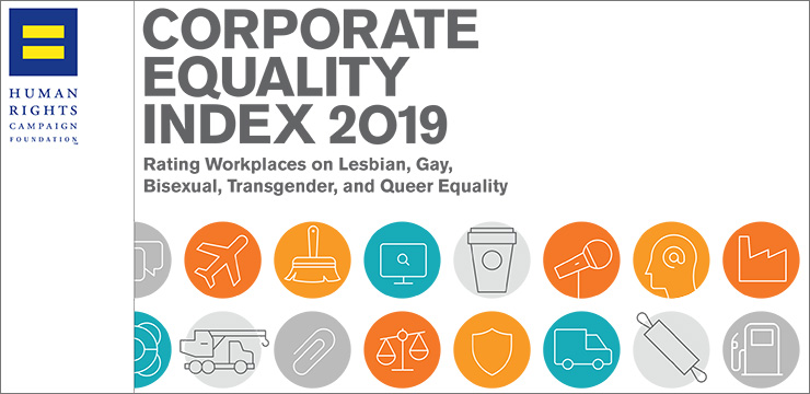 Human Rights Campaign Foundation Corporate Equality Index