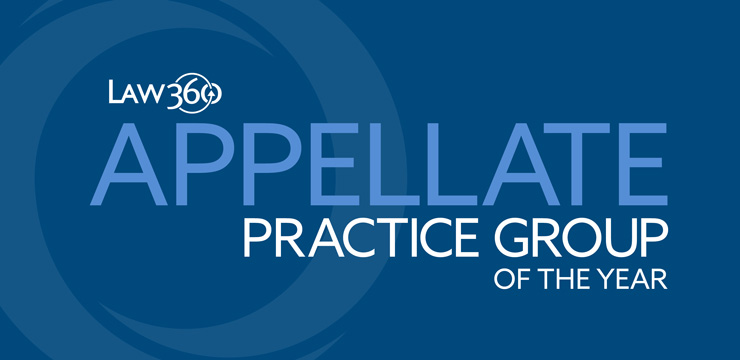 Law360 Practice Group of the Year