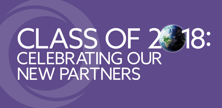 2018 New Partners
