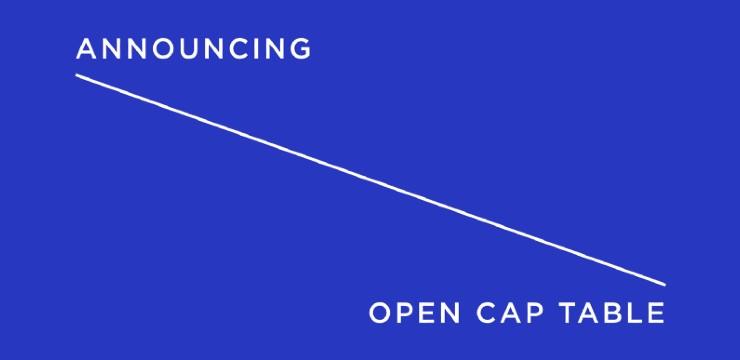 Open Cap Table Coalition