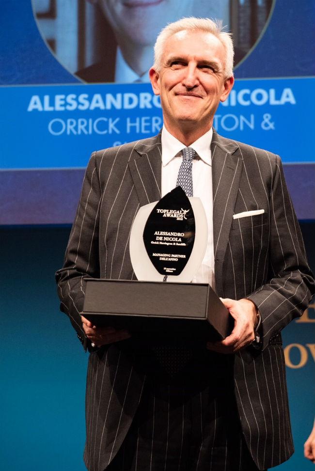 Alessandro De Nicola