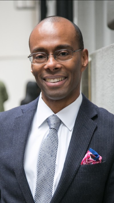 photo of Duane Hughes, Orrick's Managing Director of Inclusion & Move The Needle