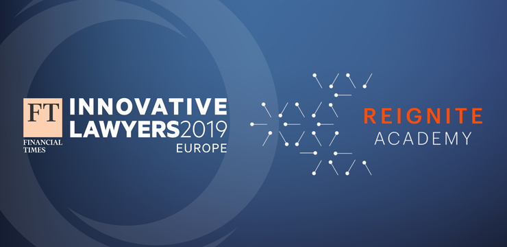 FT Innovative Lawyers 2019 Europe