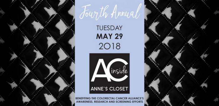 Inside Anne's Closet