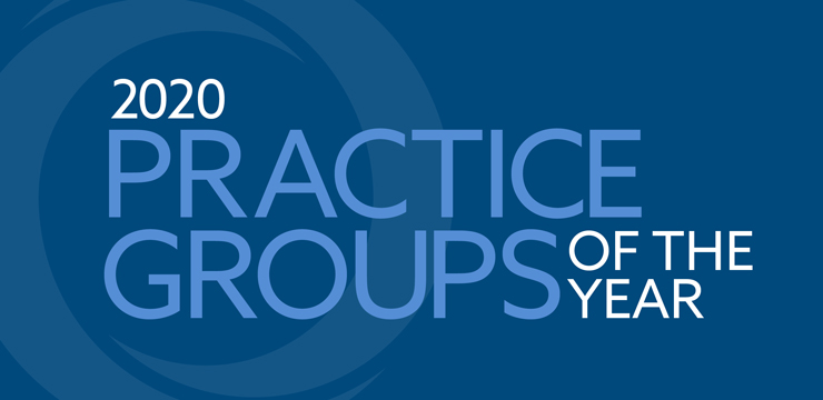 2020 Practice Groups of the Year