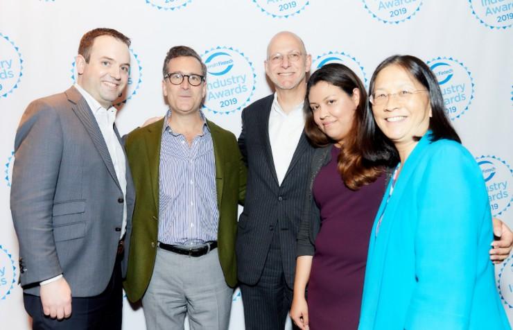 Orrick Fintech team at LendIt 2019