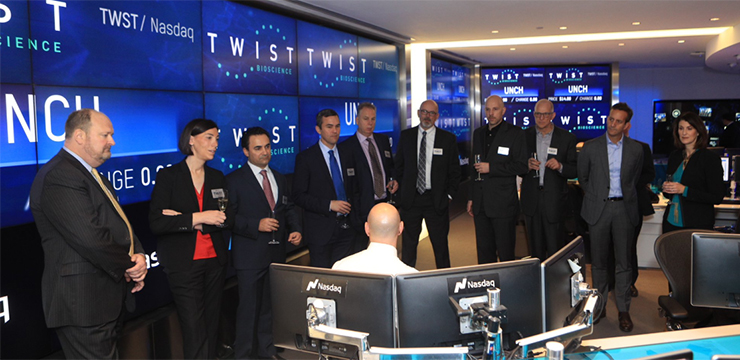 Twist Bioscience IPO