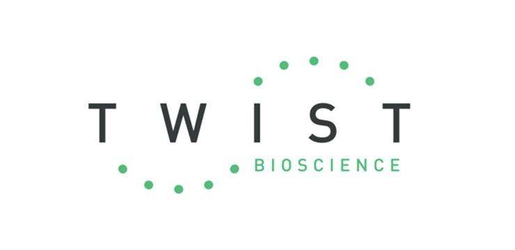 Twist Bioscience logo
