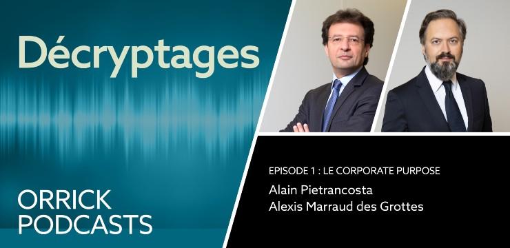 Decryptages - Orrick Podcasts