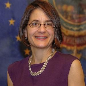 Vermont Senate President Pro Tempore Becca Balint