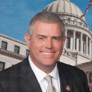 Mississippi Speaker of the House Philip Gunn