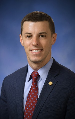 photo of Lee Chatfield, Michigan Speaker of the House