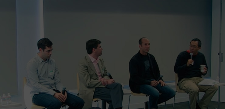 SV Panel: Early Stage Investing