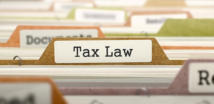 Tax Laws 1