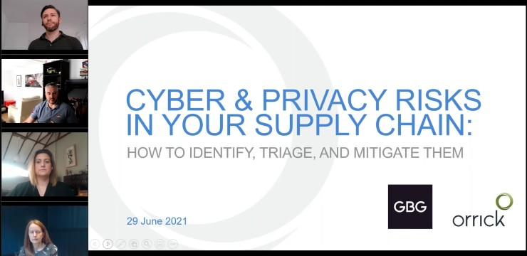 Cyber & Privacy Risks in Your Supply Chain: How to Identify, Triage, and Mitigate Them