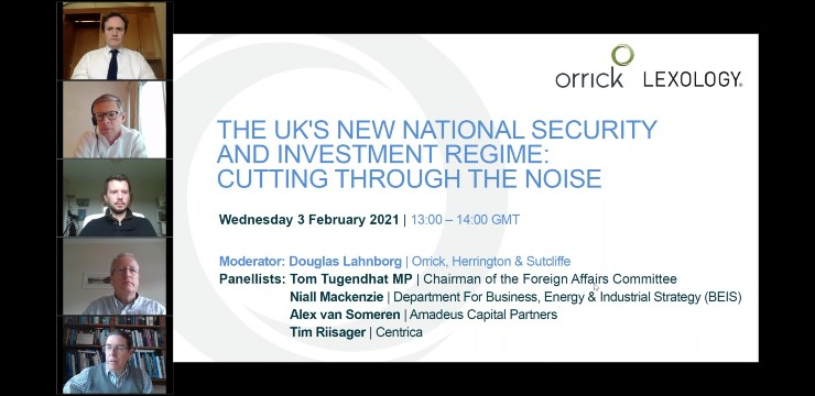 The UK's New National Security and the Investment Regime: Cutting Through the Noise