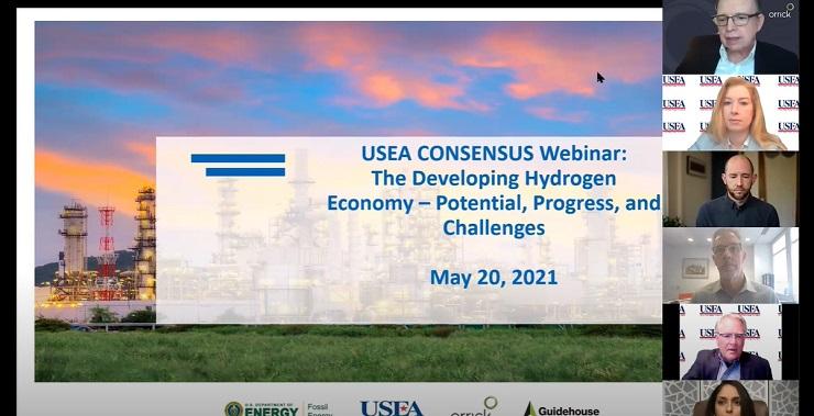 USEA CONSENSUS Webinar