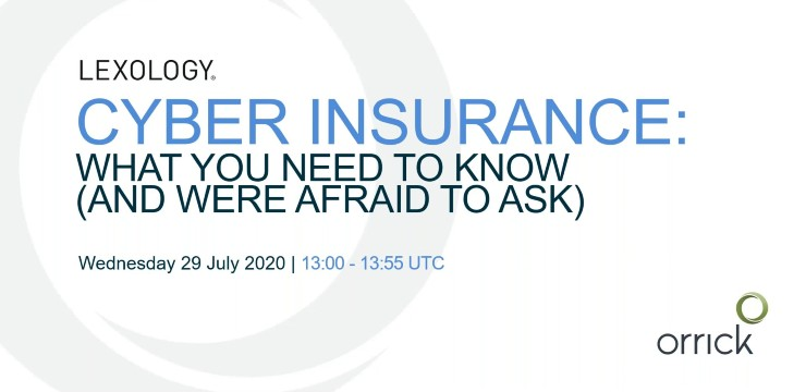 cover slide for Cyber Insurance – What You Need to Know (and Were Afraid to Ask)