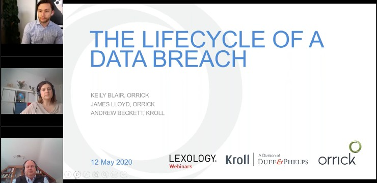The Lifecycle of a Data Breach