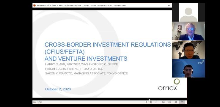 video still of Total Access webinar