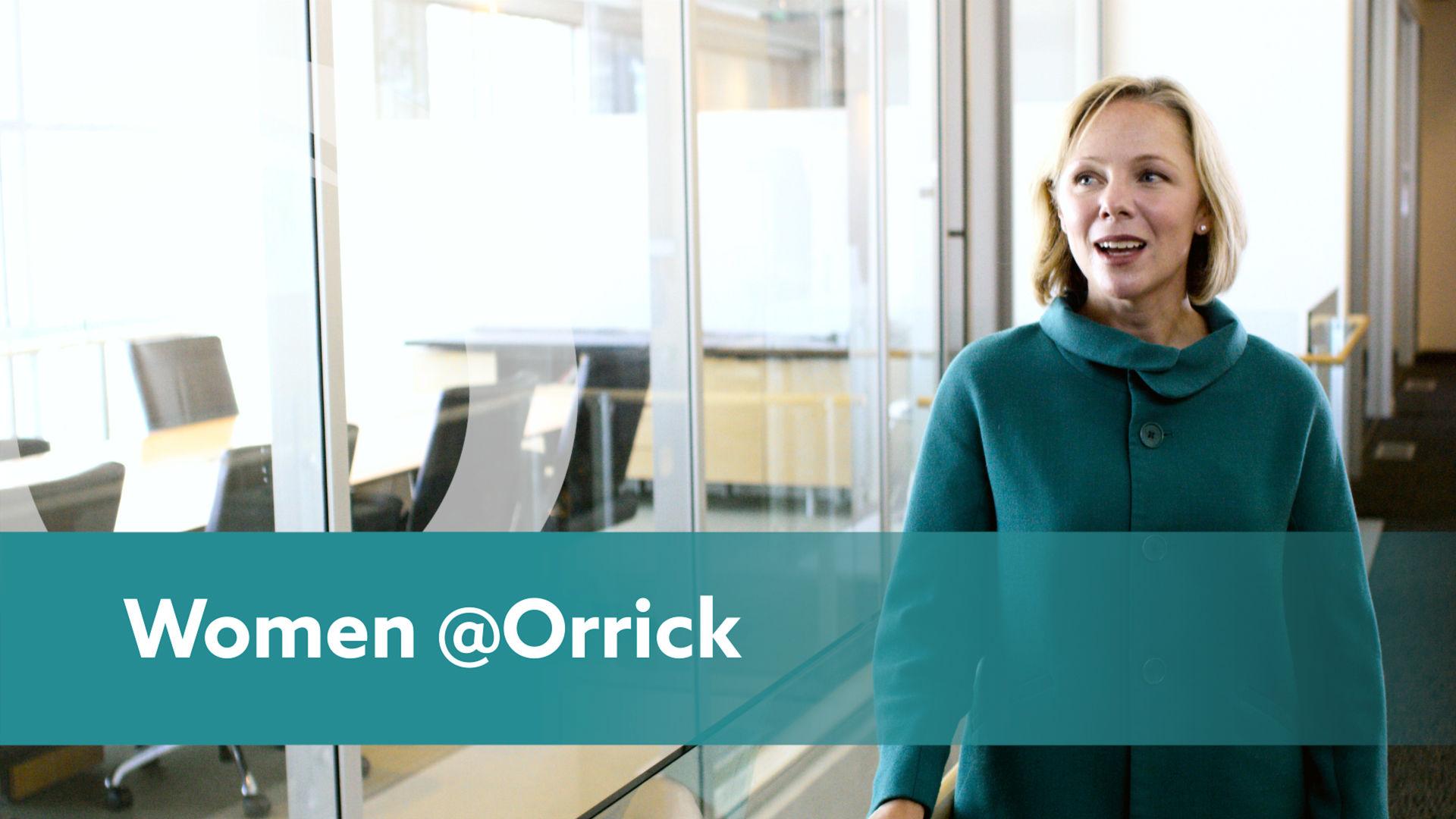 Women Of Orrick_title